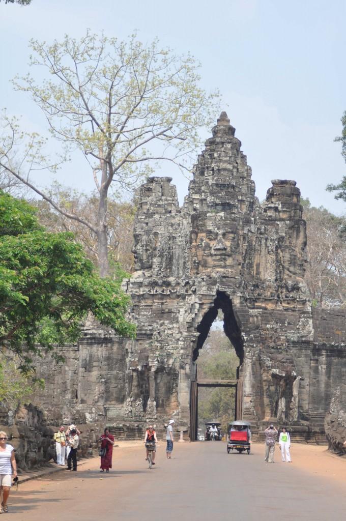 Angkor Wat temples Siem Reap Cambodia